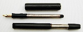 Pneumatic Fountain pens one